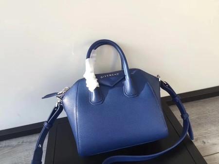 Givenchy Antigona Bag Original Calfskin Leather G9982 blue