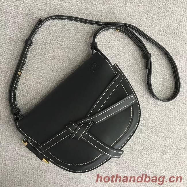 Loewe Crossbody Bags Original Leather 8088 black