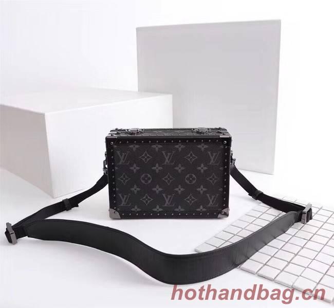 02bfa42f2f8 Louis Vuitton Monogram Canvas PETITE MALLE M20101 black [M20101 ...
