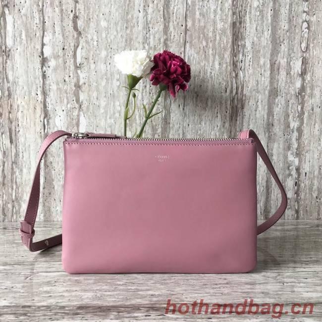 Celine Original Leather mini Shoulder Bag 55420 pink