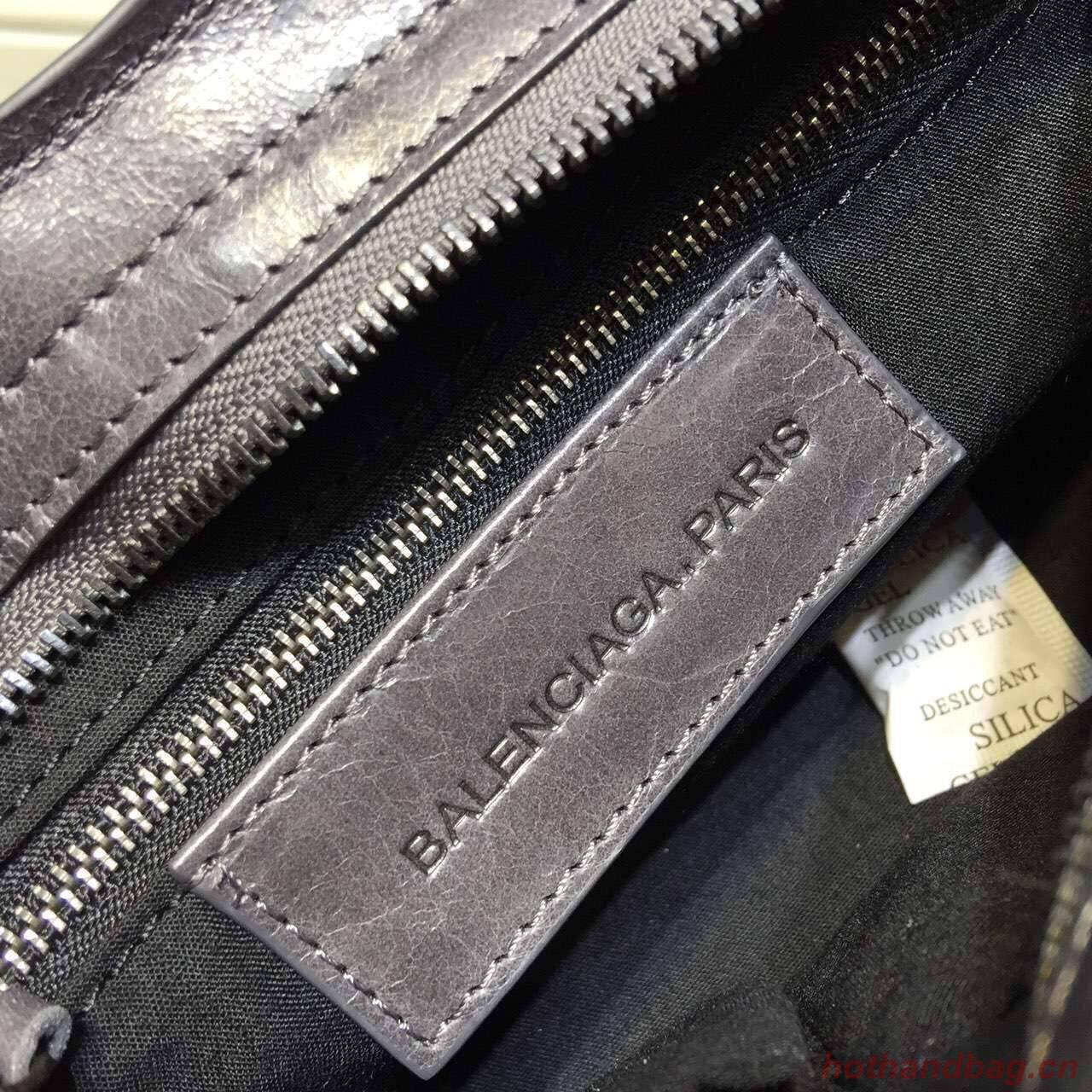 Balenciaga The City Handbag 084332 GREY