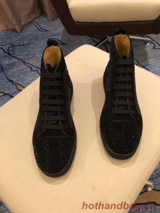 CHRISTIAN LOUBOUTIN Vieira Spikes Orlato sneakers CL1014