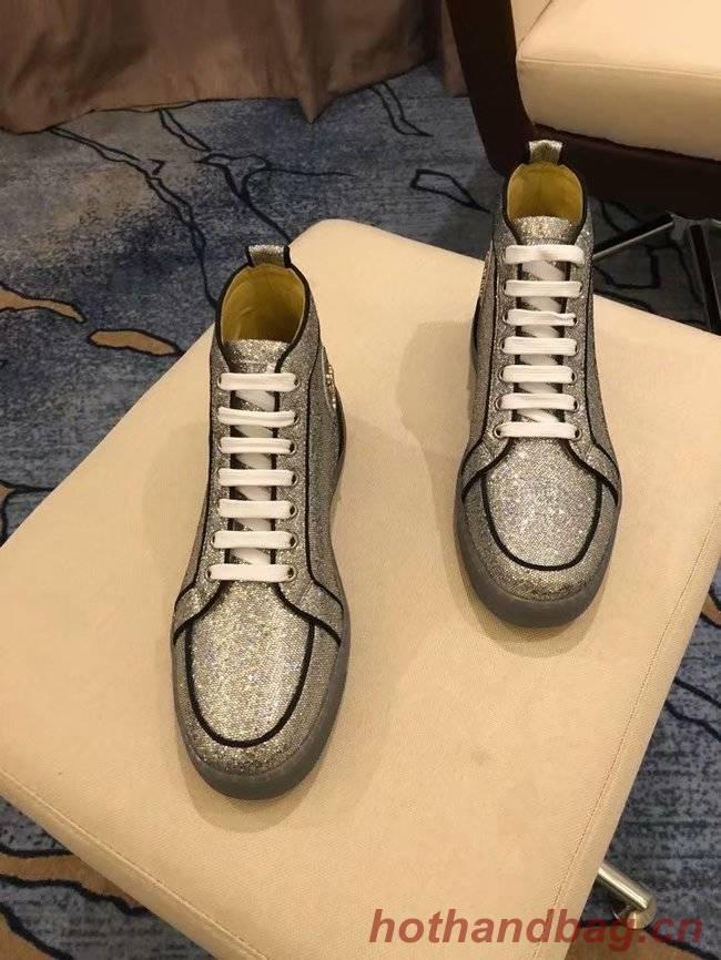 CHRISTIAN LOUBOUTIN Vieira Spikes Orlato sneakers CL1018