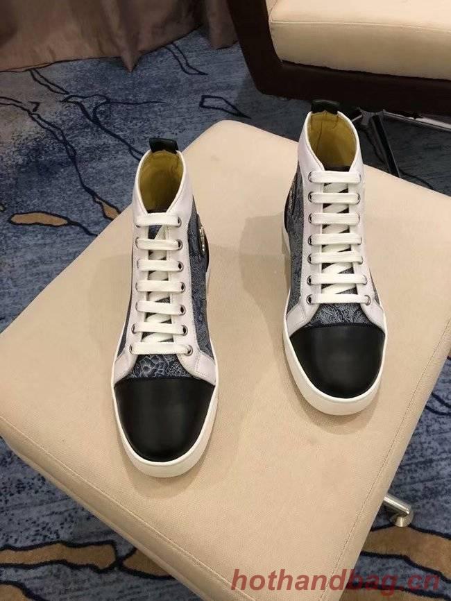 CHRISTIAN LOUBOUTIN Vieira Spikes Orlato sneakers CL1019