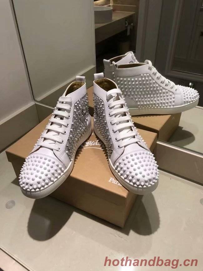 CHRISTIAN LOUBOUTIN Vieira Spikes Orlato sneakers CL1021