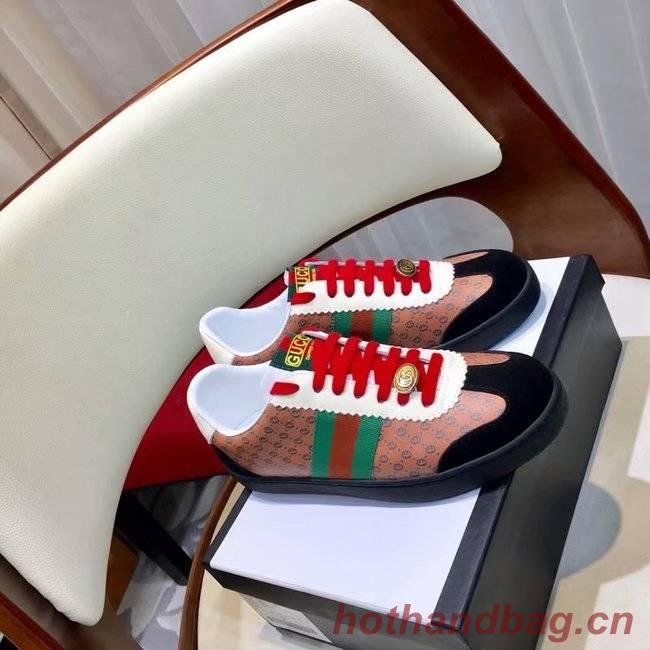 Womens Gucci-Dapper Dan G74 sneaker 536877 pink