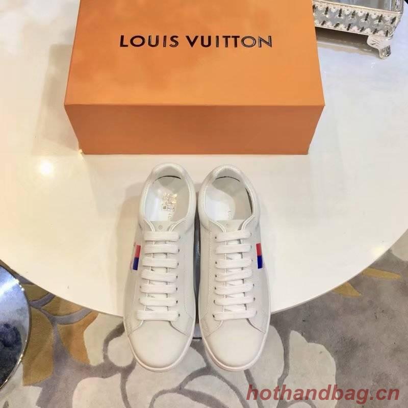 Louis Vuitton TIME OUT SNEAKER LVB915SY WHITE