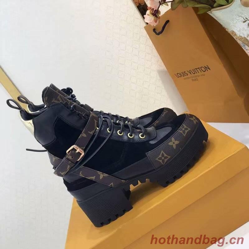Louis Vuitton Laureate Platform Desert Boot Lv918bsy