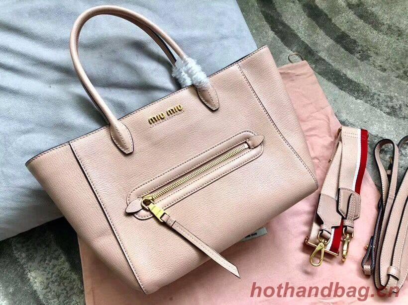 miu miu Matelasse Nappa Leather Top-handle Bags BN0088 pink