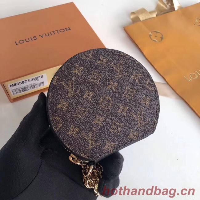 Louis Vuitton Monogram Canvas MICRO BOITE CHAPEAU M63596