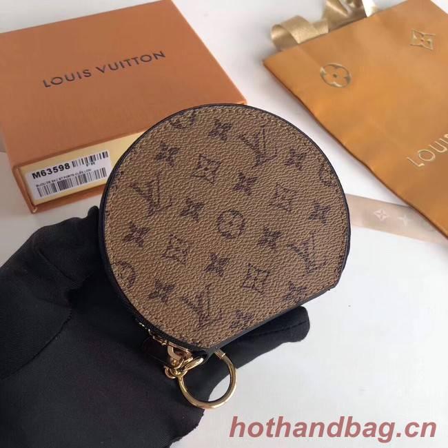 Louis Vuitton Monogram Canvas MICRO BOITE CHAPEAU M63597