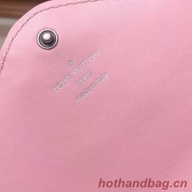 LOUIS VUITTON NEW WAVE LONG WALLET M63298 pink