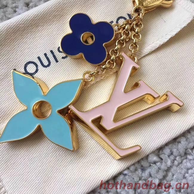 Louis Vuitton MONOGRAM BAG CHARM M67119 blue
