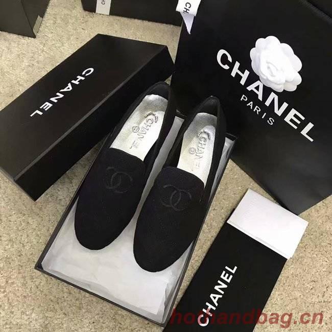 Chanel Espadrilles CH2444LS black