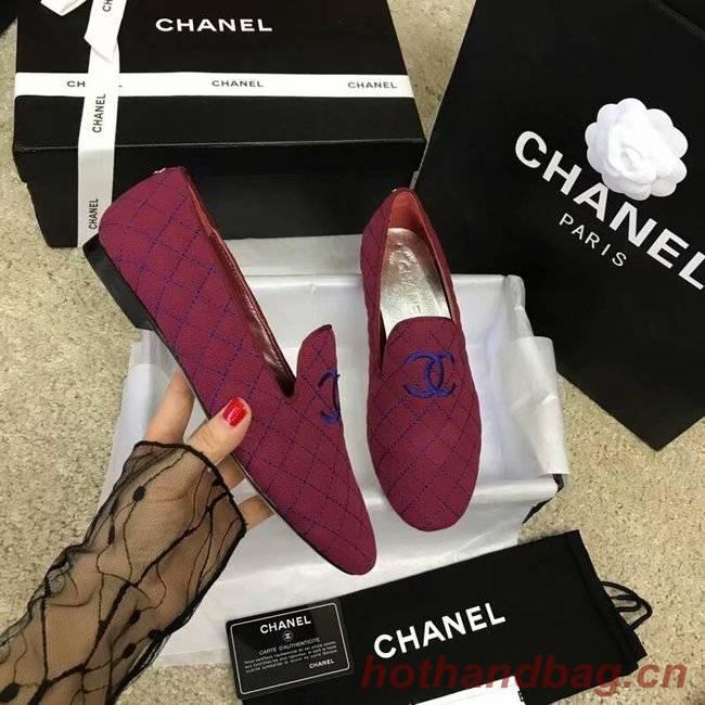 Chanel Espadrilles CH2444LS fuchsia