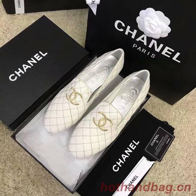 Chanel Espadrilles CH2444LS white