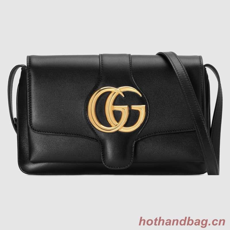 Gucci Arli small shoulder bag 550129 black