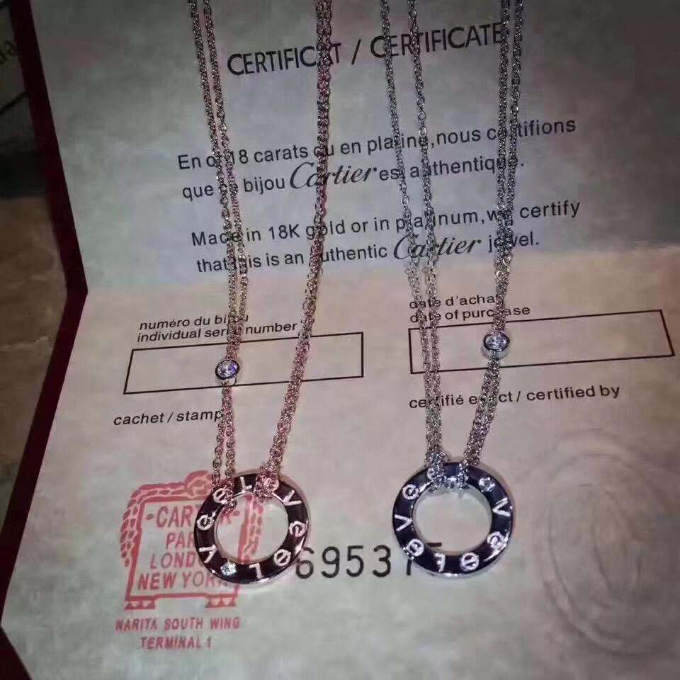 Cartier Necklace 18146