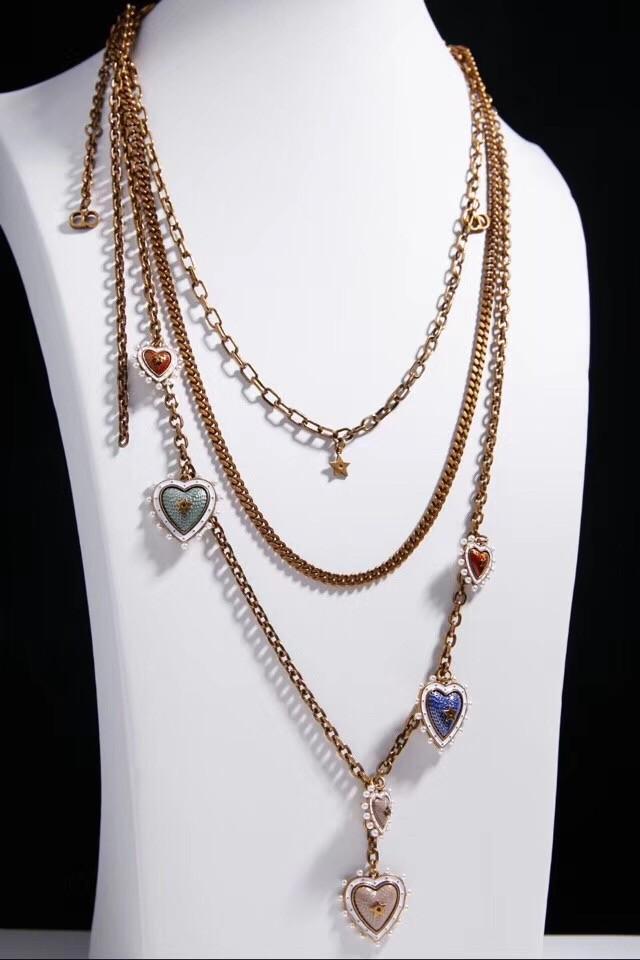 Dior Necklace 18272