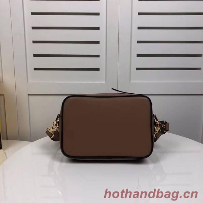 Fendi CAMERA CASE 8BT287A brown