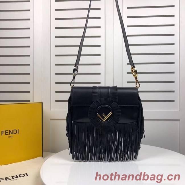 Fendi Shoulder Bag 59685 black
