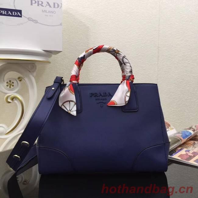 Prada Calf leather bag 2025 blue