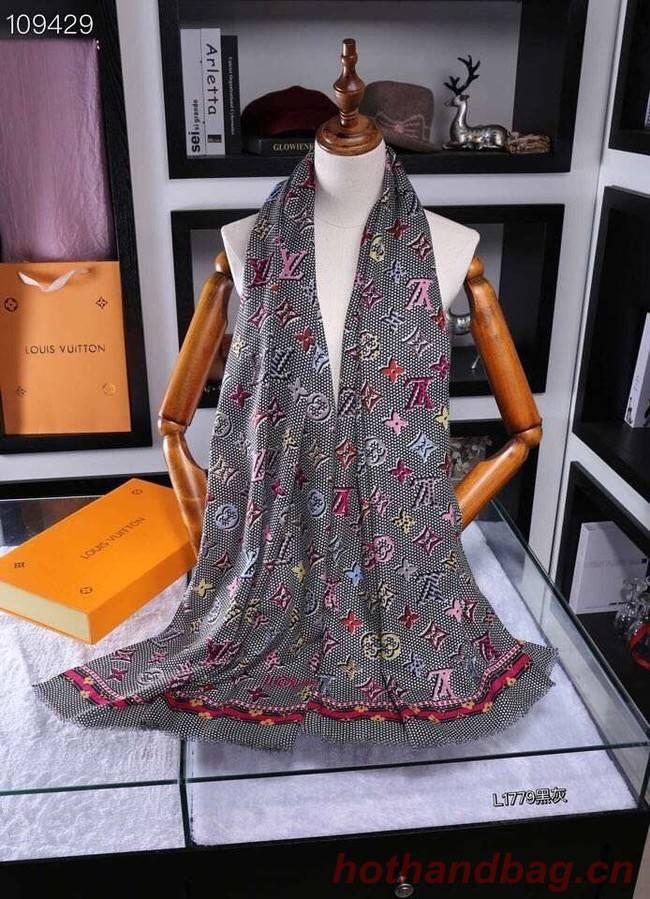 Louis Vuitton silk Scarf M71430
