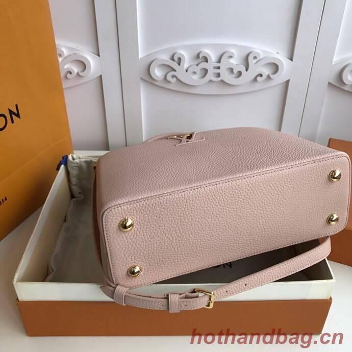 Louis Vuitton original Elegant Capucines BB Bags M94517 Nude